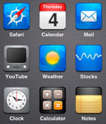 iPhone Icons